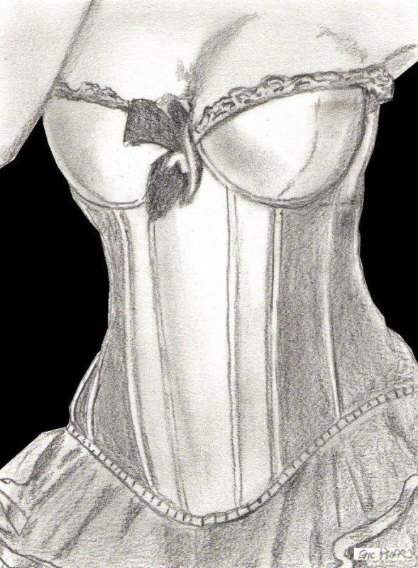 La lingerie est son parfum