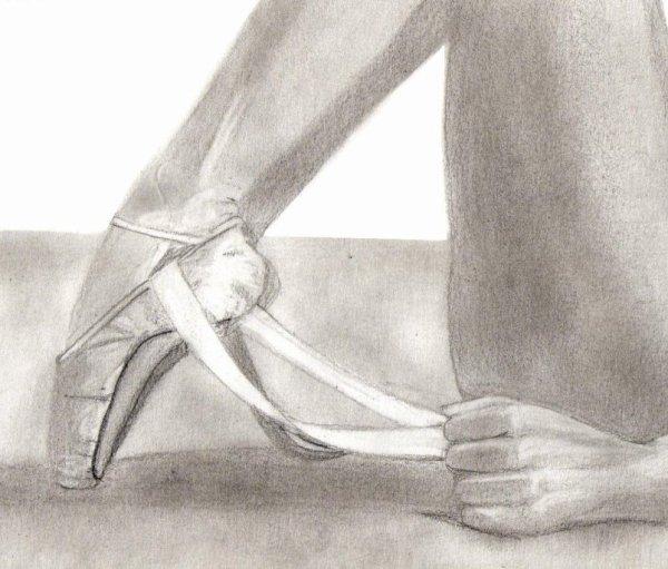 Le sport : une danseuse étoile