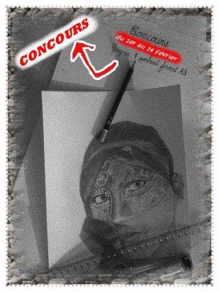Concours : Gagnez un portrait de votre choix en format A3