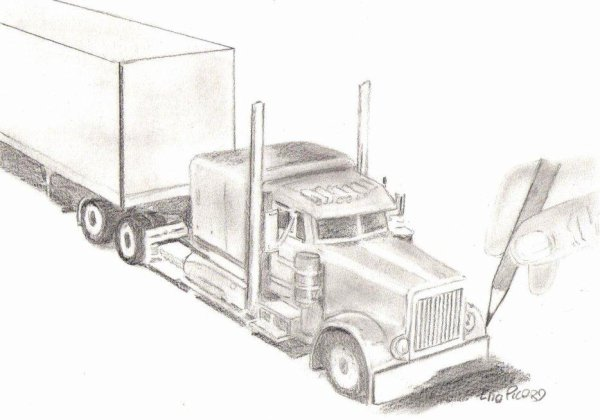 Dessine-moi un camion . . .