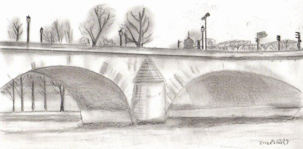 Sous les ponts de Paris