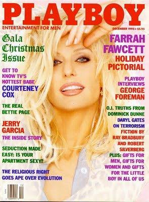 Farrah Fawcett Playboy