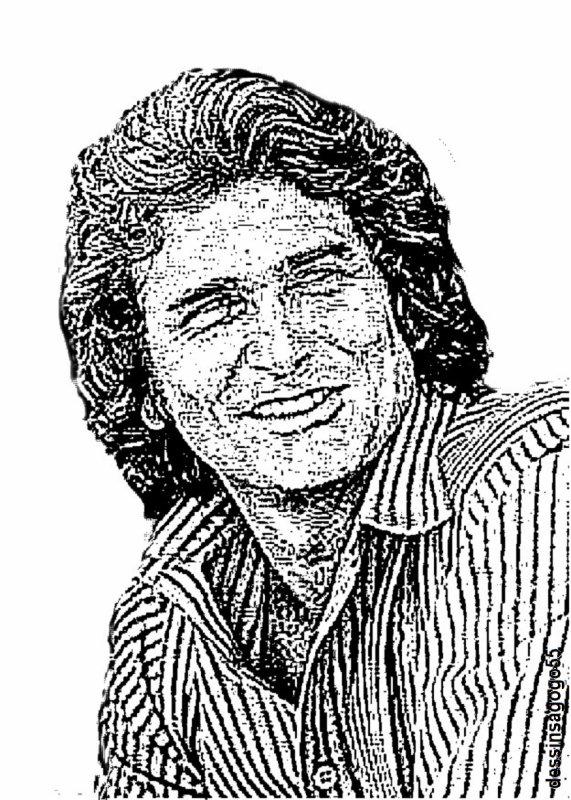 Michael Landon : dessinsagogo55