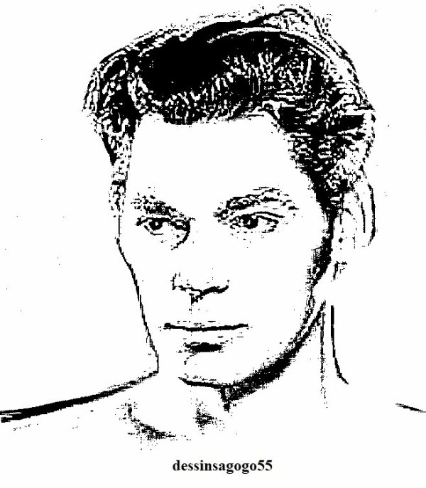 Johnny Weissmuller : dessinsagogo55