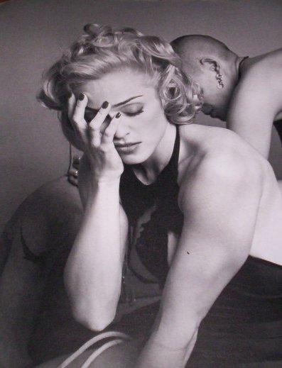 Madonna X (images du livre)