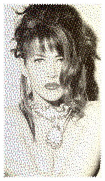 Sophie Marceau (modèle utilisé)