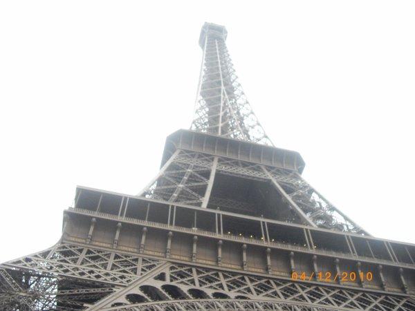 Paris la tour effet