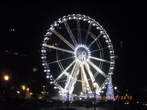 Paris La grande roue