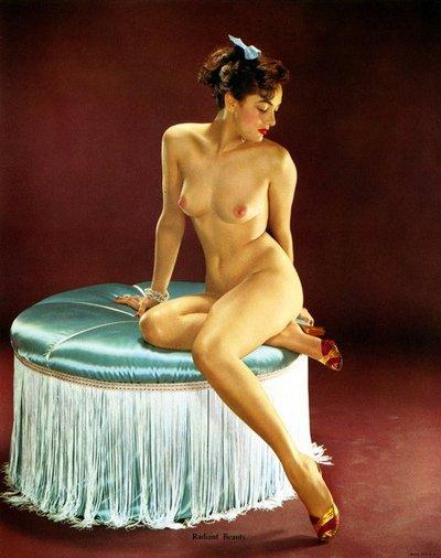 1940 : femmes par Rolf Armstrong