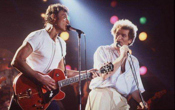 Johnny Hallyday : Les victoires de la musique
