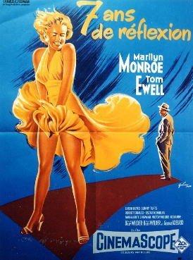 Marilyn Monroe : 7 ans de réflexion