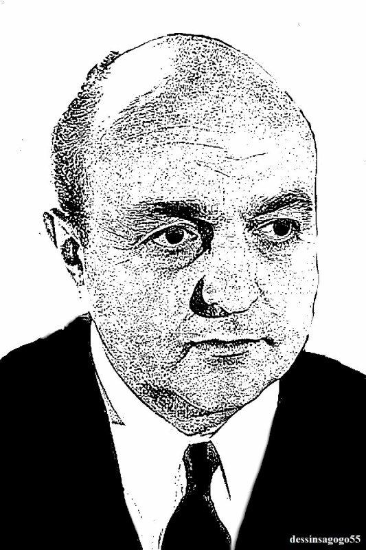 Bernard Blier : dessinsagogo55