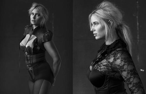 Marlous Van Zee : Top Model