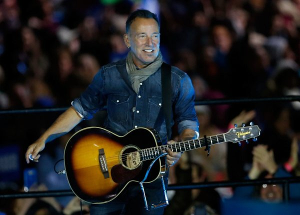 Bruce- Springsteen