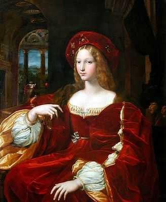 Raphael : dame Isabelle de requesens