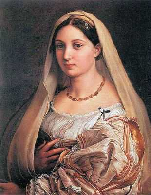 Raphael : La courtisane