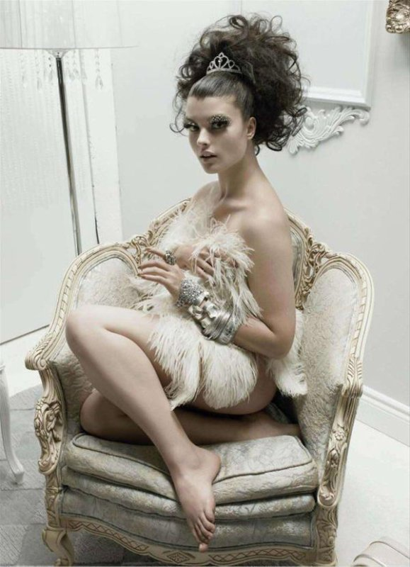 Crystal Renn : Top Model