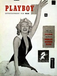 Marilyn Monroe : Playboy l'original 1953