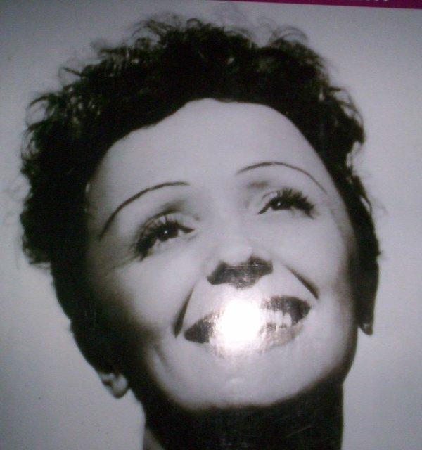 Edith Piaf : Ses chansons