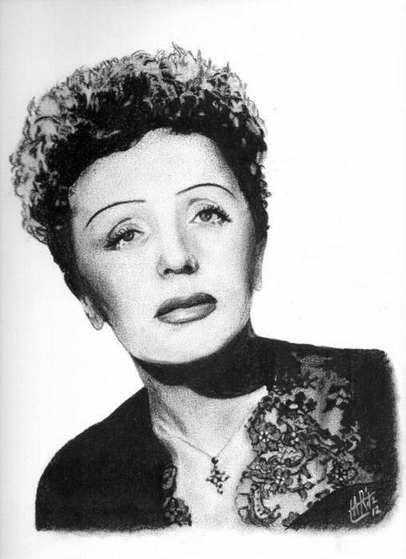 Edith Piaf : Chanteuse de cabaret
