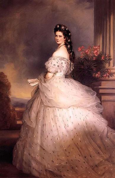 Elisabeth Duchesse de Bavière - Impératrice d'Autriche : Sissi