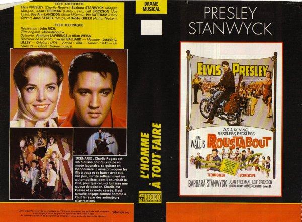 Elvis Presley : Filmographie