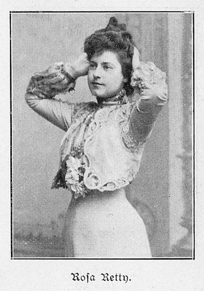 Rosa Albach-Retty : Biographie, filmographie