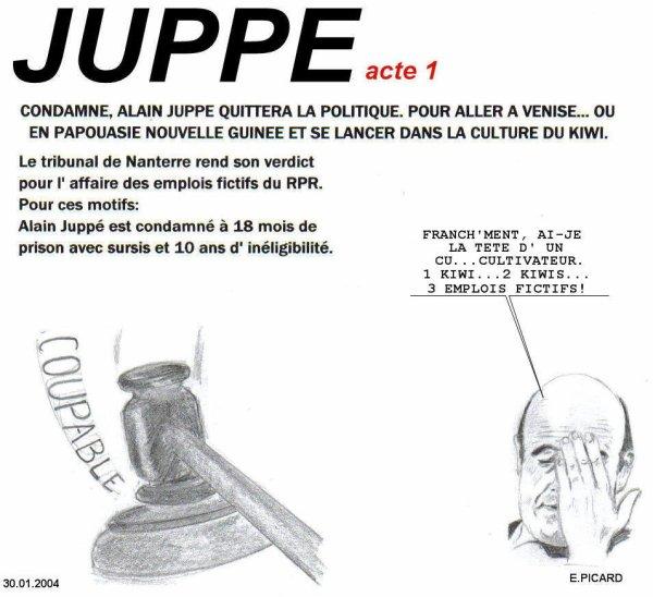 Alain Juppé (Z Magazine)