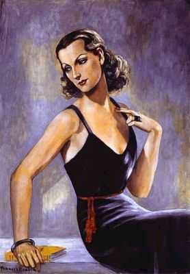 Francis Picabia : Elégante