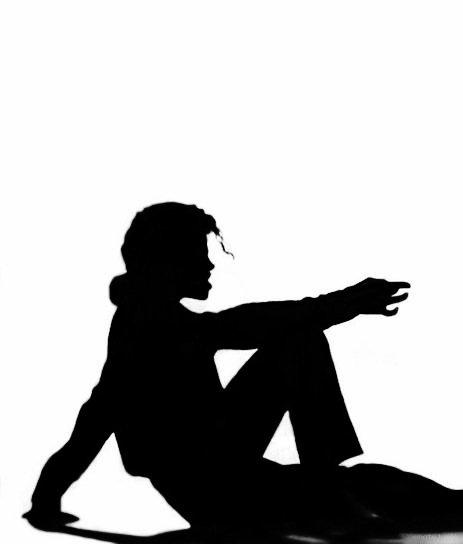 Mickael Jackson : Noir et blanc