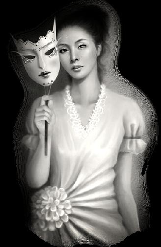 femme : Asiatique