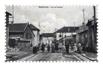 Tronville en Barrois : Au temps des