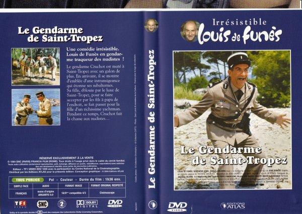 Le gendarme de St Tropez