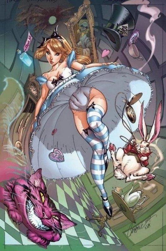 Alice Had