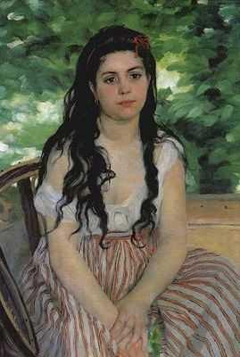 Auguste Renoir : Lise