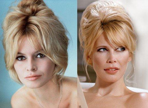 Claudia Schiffer ou Brigitte Bardot ? ? ?