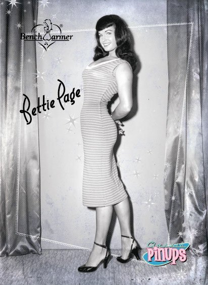 Bettie Page : Filmographie