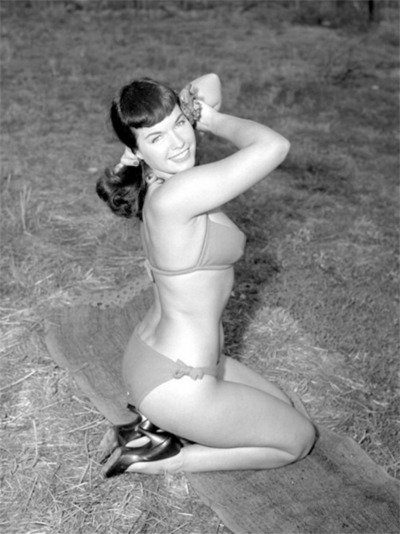 Bettie Page : Biographie