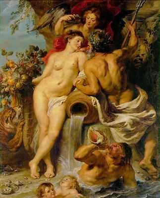 Peter Paul Rubens : l'union de la terre et de l'eau