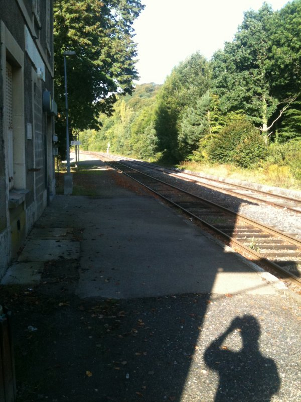 Clermont en Argonne : Gare