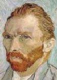 Vincent Van Gogh : Autoportrait