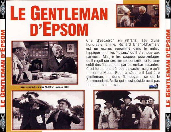 Le gentleman d'Epsom 1962