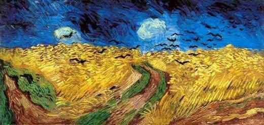 Vincent Van Gogh : Champs de blé