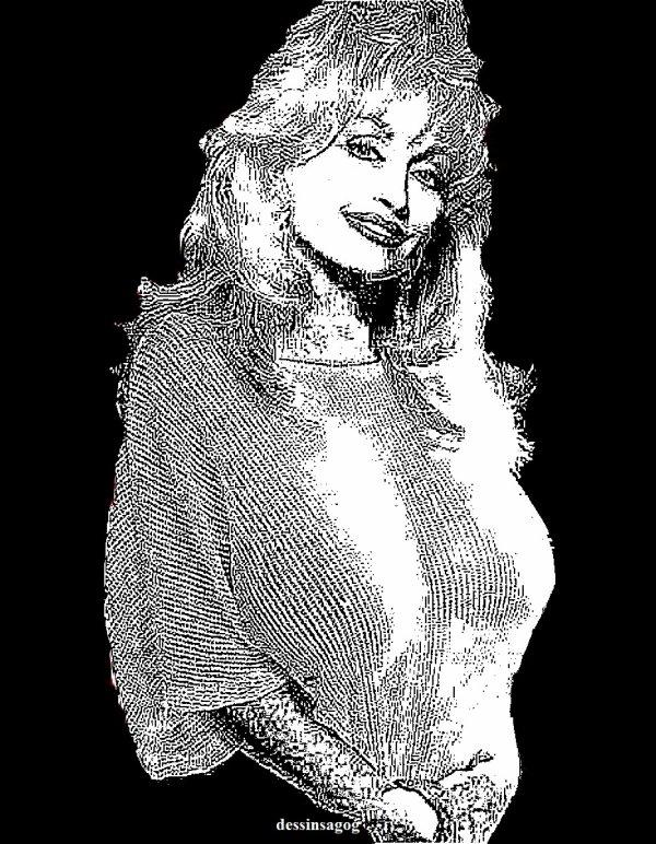 Dolly Parton : dessinsagogo55