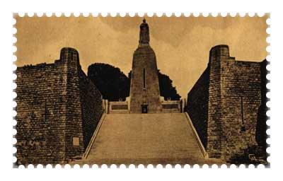 Verdun (Meuse) : Le monument de Victoire