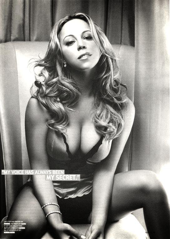Mariah Carey : Biographie