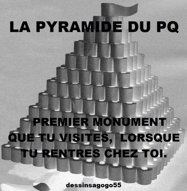 DECONFINEMENT : LA PYRAMIDE DU PQ
