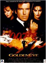 "Goldeneyes "" james Bond """