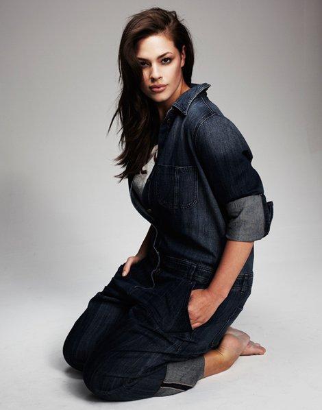 Ashley Graham : Top Model