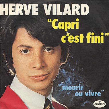 Hervé Vilard : Répertoire